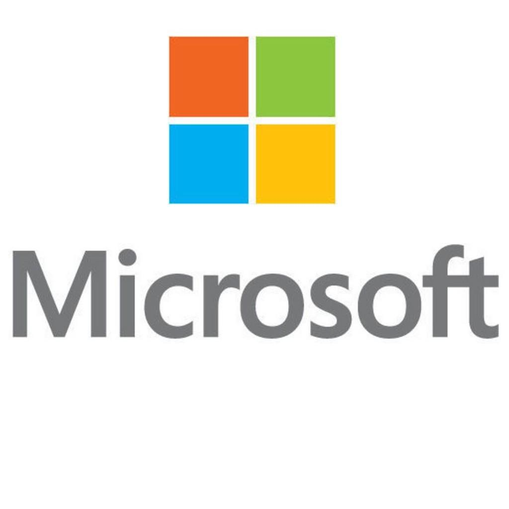 Logo Microsoft Corporation