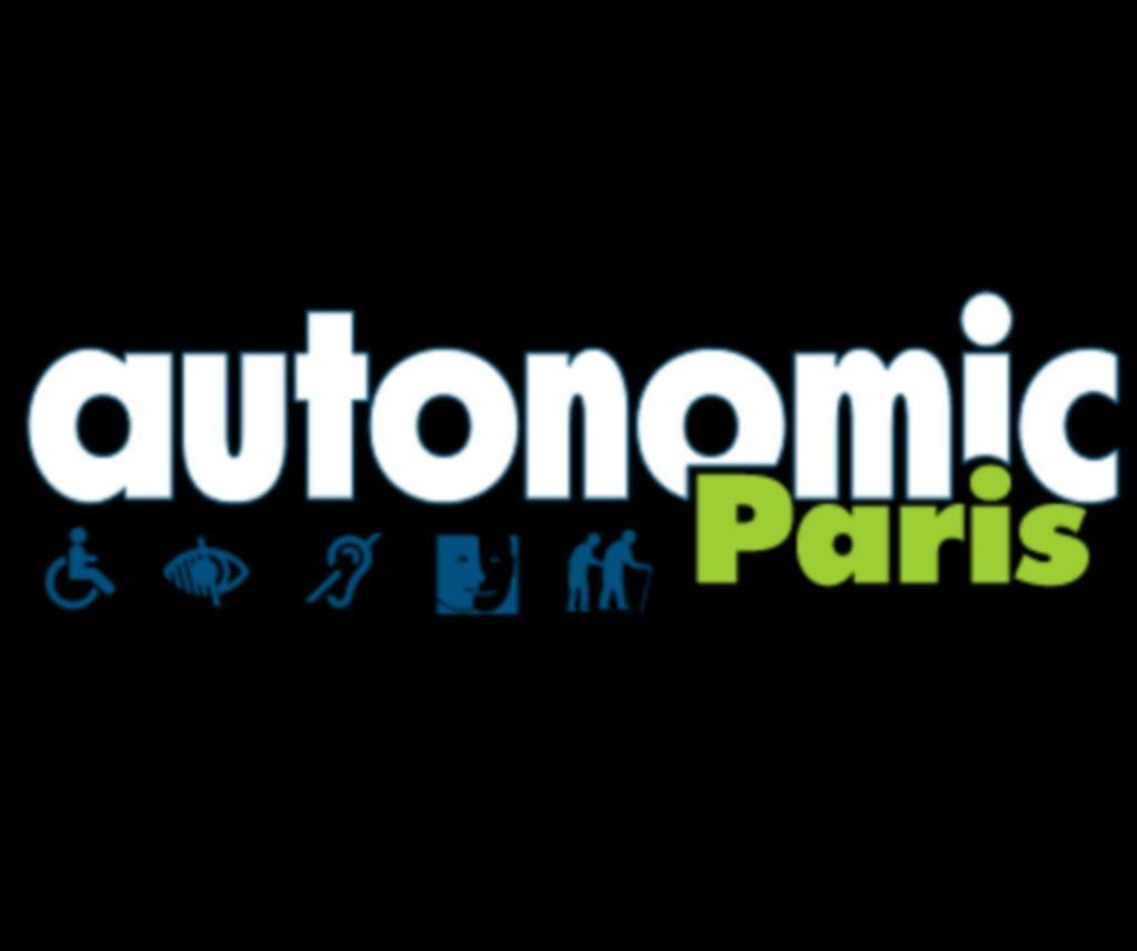 Logo du salon Autonomic Paris