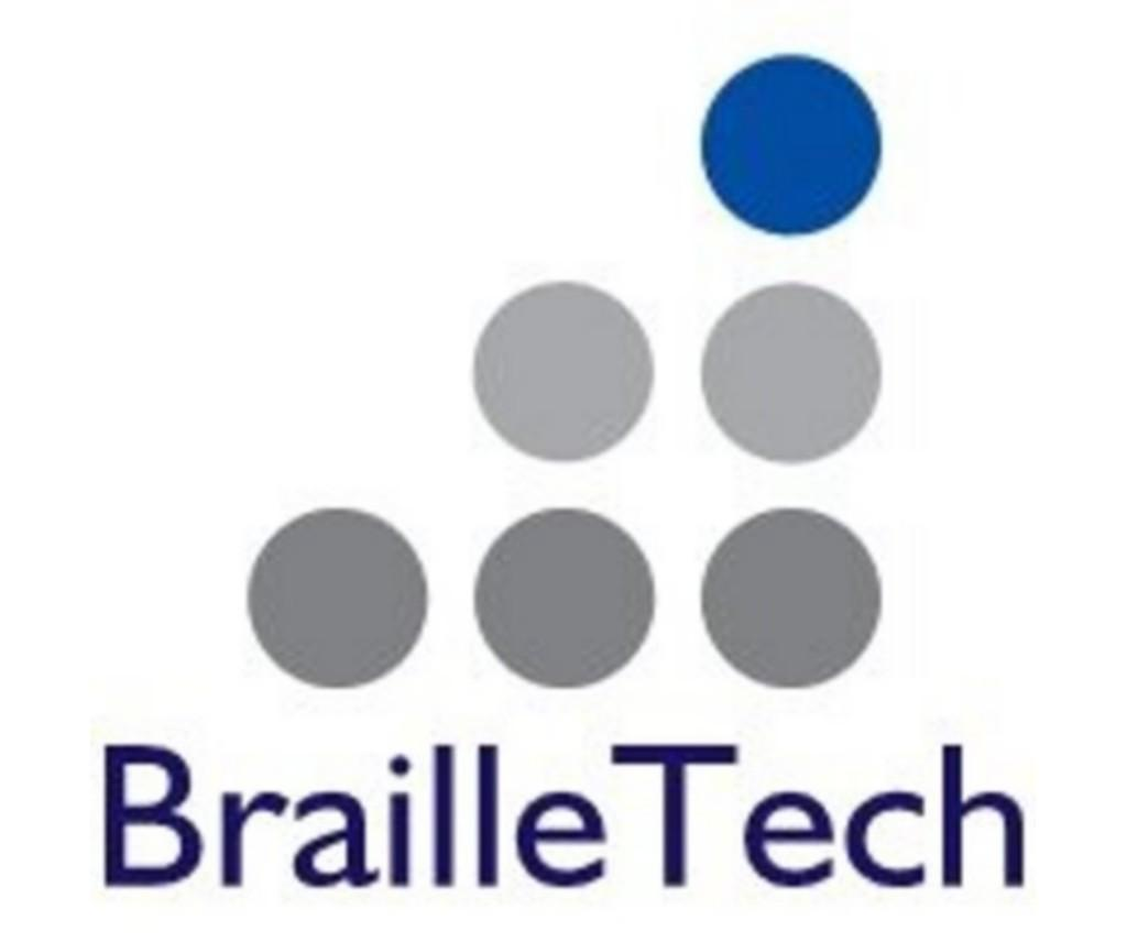 Logo du salon BrailleTech